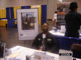 Maurice Skillern at The Houston Black Expo; Houston, TX
