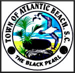 Town of Atlantic Beach South Carolina Logo